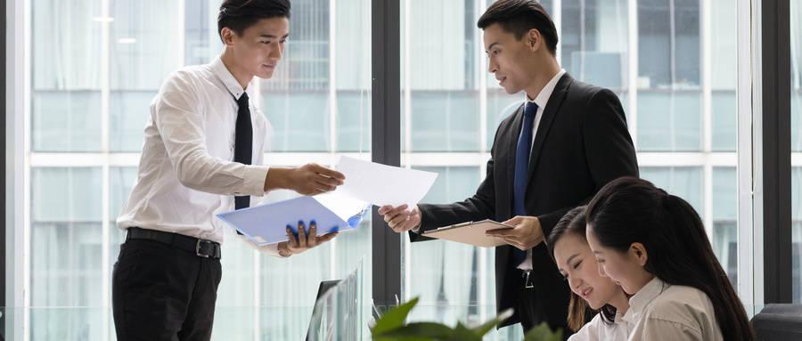 代理记账企业的主要业务