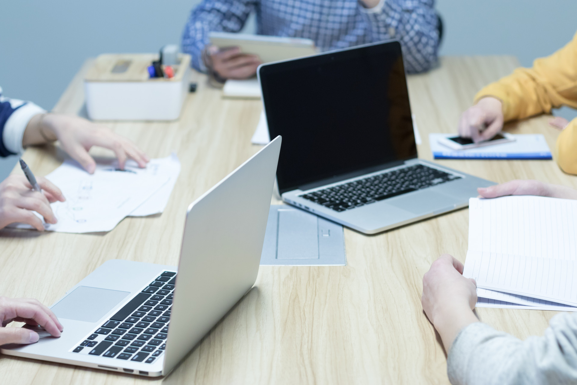 高效率人事必须学会的技能——微信工资条!